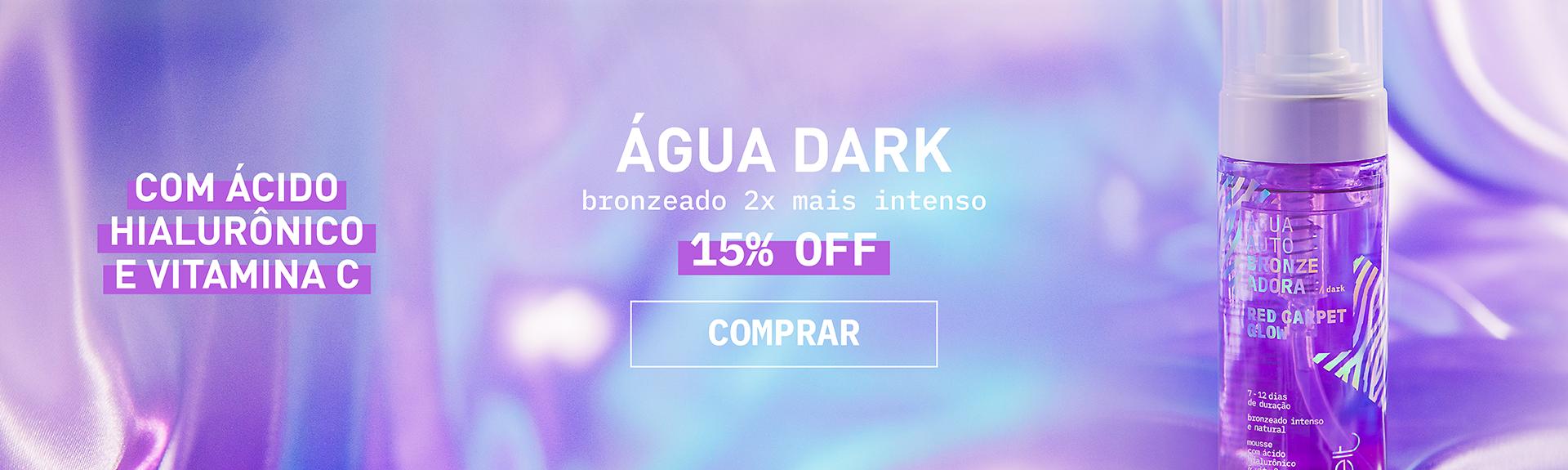 PROMOÇÃO ÁGUA DARK